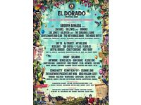 2 Weekend Camping El Dorado Tickets