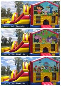 Cheapest Jumping Castle Hire... 6hrs hire for the price of 4 Ipswich Ipswich City Preview