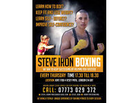 Boxing Bootcamp - Lose weight and Learn how to BOX