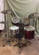 Drum Kit - 5 Piece Bolwarra Maitland Area Preview