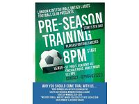 Established ladies football team looking for new players for coming season
