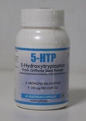Stärke 60 Kapseln (5HTp von Health first Höchste Stärke auf dem Markt 250mg 60 Kapseln)