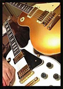 2002 White Les Paul Custom