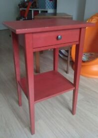 Small table/ bedside / telephone table