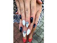 Qualified nail technician ..:: Shellac/Gel extension/Manicure/Pedicure PROMOTION CITY CENTRE