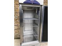 WILLIAMS STAINLESS REACH IN FRIDGE