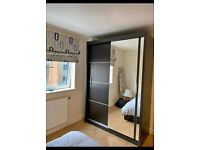 BEAUTIFUL BEDROOM FOR VISION WARDROBE II SLIDING DOORS II DIFFERENT COLOURS II CASH ON DELIVERY 🤩