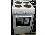a089 white new world 50cm solid ring electric cooker new with manufacturers warranty