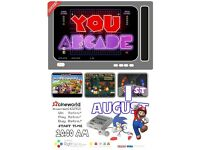 You Arcade Round 2 Free Retro Gaming Day