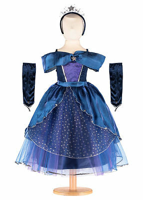 Navy Blue Silver 'Starcatcher' Princess Fancy Dress Up Costume - Age 3/5 years - Girl Iron Man Halloween Costume