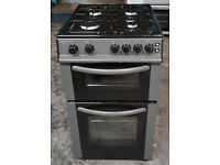 d442 graphite bush 50cm gas cooker comes with warranty can be delivered or collected