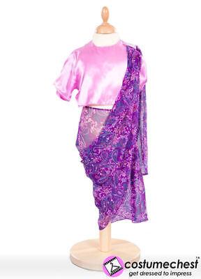 Kinder-Mädchen 3-5 Jahre Indisch Asiatisch Damen-Kostüm von Pretend To Bee - Indische Kostüm Kinder