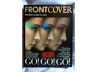 Front Cover to go eye shadow set