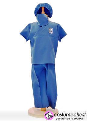 Kinder 3-5 Jahre Medic-Male Krankenschwester Kostüm von Pretend To Bee - Krankenschwestern Kostüm Kinder