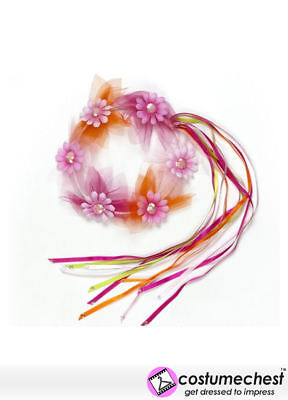 Halo of Flowers Headdress Childs Costume Accessory by Souza For - Halo Costume For Kids