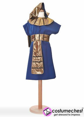 Childrens Boys 5-7 years Pharaoh Eyptian Costume by Pretend To Bee (Eyptian Costume)