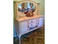 antique sideboard dresser