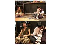 Tabla student looking for other students of Indian Classical music to practice with