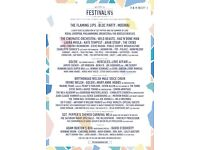 2 x full weekend camping tickets for Festival Number 6 in Portmeirion