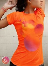 brand new Nike Ladies Running Tshirt (a few in stock)