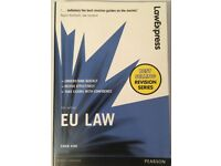 Law Express - EU Law - Revision guide