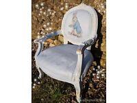 child's peter rabbit chair