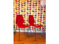 IKEA Vilmar dining chairs
