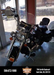 2009 Harley-Davidson Heritage Softail Classic FLSTCI