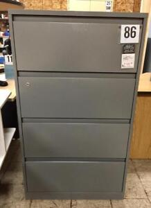 4 Drawer Lateral Filing Cabinets ** Many Choices **