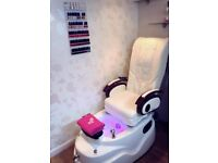 Luxury Salon Massage Pedicure Chair compact 903