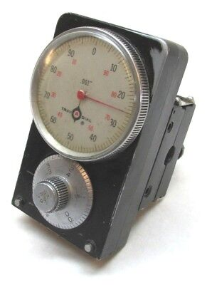Swi Trav-a-dial .001 Travel Dial Readout W Mounting Base - 6a