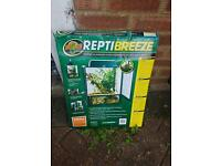 Reptibreeze for chameleon etc reptile