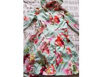 2xted baker matching raincoat 8-9 and 10-11 .