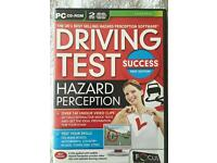 Driving Test Practice CDs including Hazard Perception