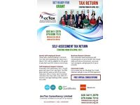Tax Return, Account, Limited Company, XERO, QUICKBOOKS, Vat, Chartered Certified Accountant,