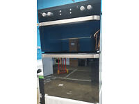 b212 mirrored integrated built in oven comes with warranty can be delivered or collected