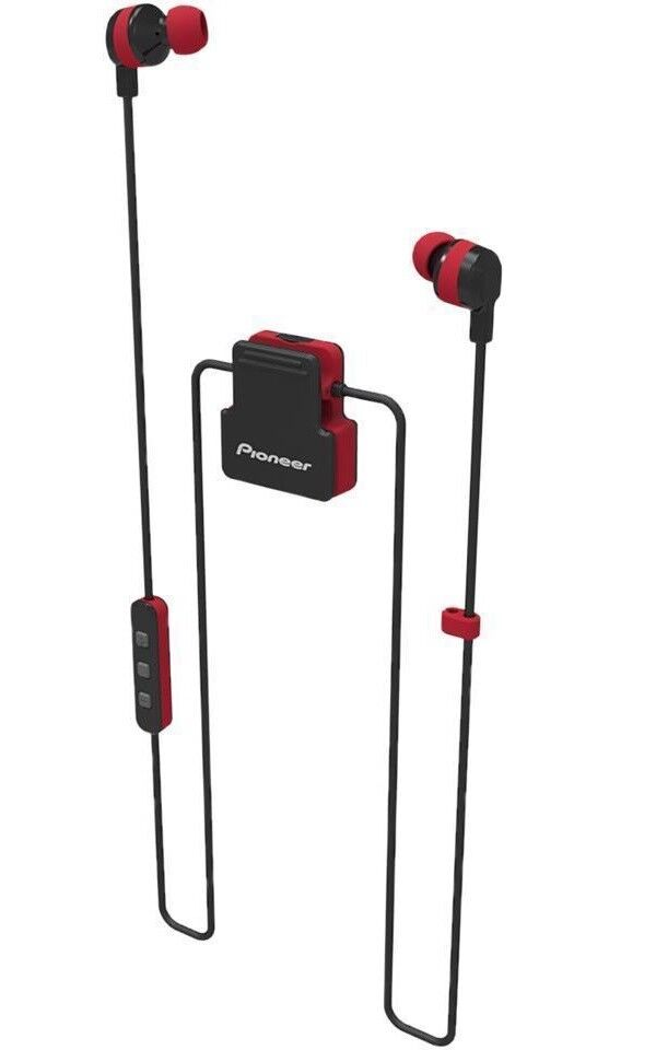 Pioneer Active in-Ear Wireless Headphones with Integrated Cl