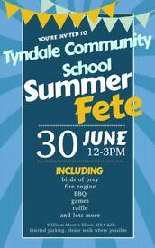 Tyndale Community School Summer Fête