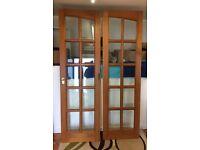 X2 Glass Doors