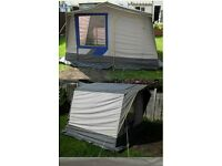 Royal Traveller 3 drive away awning