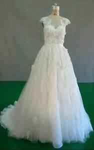 Size 8 Wedding Dress - NEW & OOAK Maitland Maitland Area Preview