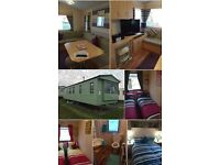 Primrose valley caravan static hire havens Scarborough Filey