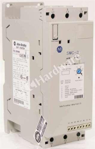 Allen Bradley 150-C85NBD /B SMC-3 Motor Controller / Soft Starter 3-Wire 85A