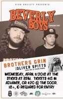 Brother Grim @ The Sticks Billiards and Lounge on April 11