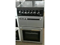 c794 silver flavel 50cm gas cooker come with warranty can be delivered or collected