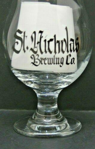 St. Nicholas Brewing Brandy / Cognac Snifter
