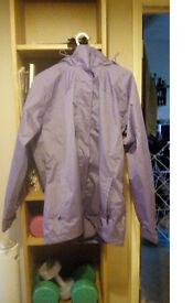 Trespas Nasu XL lilac jacket