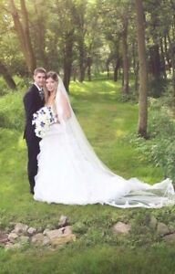 Size 14 wedding dress from Sophie's