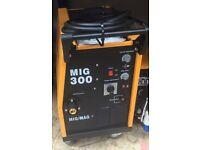 Brand new Mig Welder 300 amp