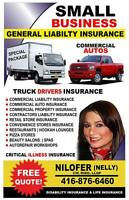 SMALL BUSINESS | CONTRACTOR LIABILITY INSURANCE | AUTO | HOME